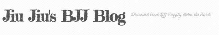 bjj blog