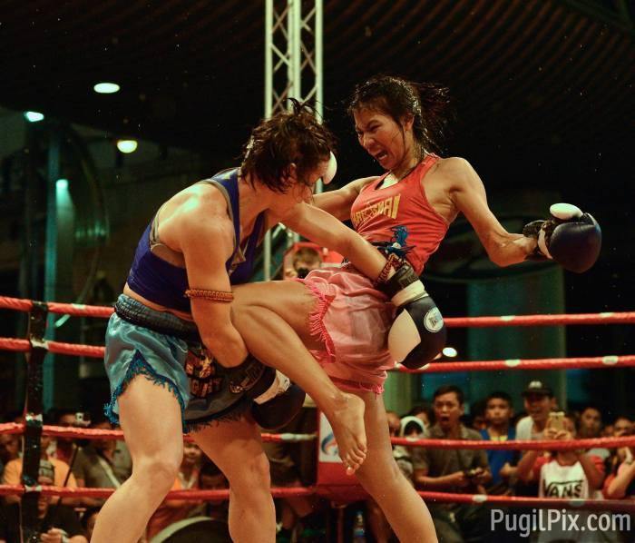 MBK Bangkok Yolande Alonso