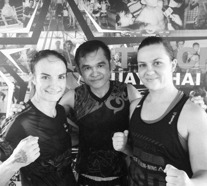 sylvie karuhat emma attachai muay thai