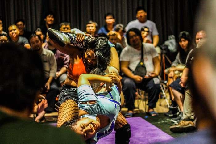 gatoh move wrestling women
