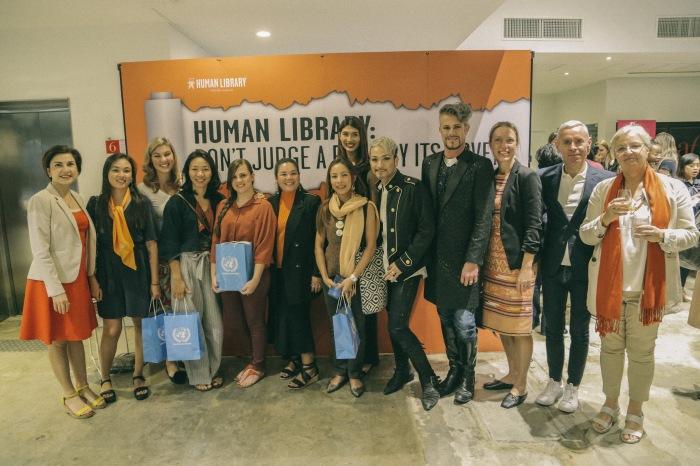 human library bangkok un